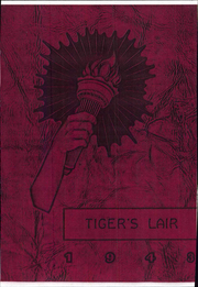 Page 1, 1943 Edition, Slaton High School - Tigers Lair Yearbook (Slaton, TX) online yearbook collection
