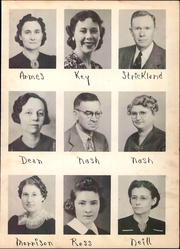 Page 15, 1943 Edition, Slaton High School - Tigers Lair Yearbook (Slaton, TX) online yearbook collection