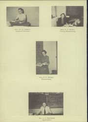 Page 16, 1949 Edition, Slaton High School - Tigers Lair Yearbook (Slaton, TX) online yearbook collection
