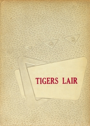 Page 1, 1955 Edition, Slaton High School - Tigers Lair Yearbook (Slaton, TX) online yearbook collection