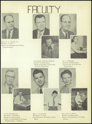 Page 13, 1955 Edition, Slaton High School - Tigers Lair Yearbook (Slaton, TX) online yearbook collection