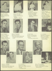 Page 15, 1955 Edition, Slaton High School - Tigers Lair Yearbook (Slaton, TX) online yearbook collection