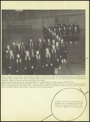 Page 7, 1955 Edition, Slaton High School - Tigers Lair Yearbook (Slaton, TX) online yearbook collection