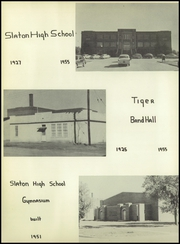 Page 8, 1955 Edition, Slaton High School - Tigers Lair Yearbook (Slaton, TX) online yearbook collection