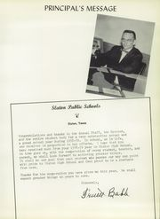 Page 11, 1959 Edition, Slaton High School - Tigers Lair Yearbook (Slaton, TX) online yearbook collection