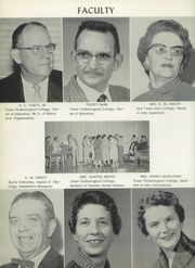 Page 12, 1959 Edition, Slaton High School - Tigers Lair Yearbook (Slaton, TX) online yearbook collection