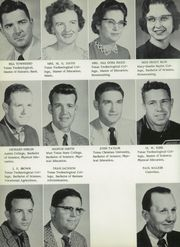 Page 14, 1959 Edition, Slaton High School - Tigers Lair Yearbook (Slaton, TX) online yearbook collection