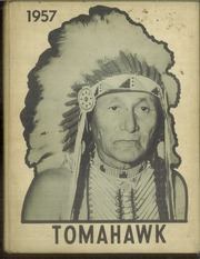 1957 Edition, Winnsboro High School - Tomahawk Yearbook (Winnsboro, TX)