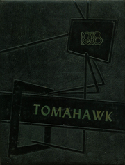 1958 Edition, Winnsboro High School - Tomahawk Yearbook (Winnsboro, TX)