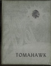 1961 Edition, Winnsboro High School - Tomahawk Yearbook (Winnsboro, TX)