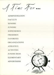 Page 8, 1966 Edition, Winnsboro High School - Tomahawk Yearbook (Winnsboro, TX) online yearbook collection