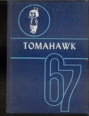 1967 Edition, Winnsboro High School - Tomahawk Yearbook (Winnsboro, TX)