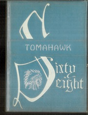 1968 Edition, Winnsboro High School - Tomahawk Yearbook (Winnsboro, TX)