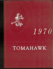 1970 Edition, Winnsboro High School - Tomahawk Yearbook (Winnsboro, TX)