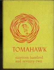 1972 Edition, Winnsboro High School - Tomahawk Yearbook (Winnsboro, TX)