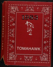 1983 Edition, Winnsboro High School - Tomahawk Yearbook (Winnsboro, TX)