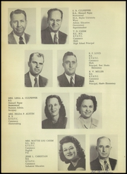 Page 14, 1948 Edition, Hooks High School - Hornets Nest Yearbook (Hooks, TX) online yearbook collection