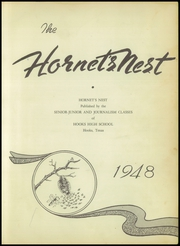 Page 7, 1948 Edition, Hooks High School - Hornets Nest Yearbook (Hooks, TX) online yearbook collection