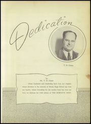 Page 9, 1948 Edition, Hooks High School - Hornets Nest Yearbook (Hooks, TX) online yearbook collection