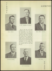 Page 10, 1950 Edition, Hooks High School - Hornets Nest Yearbook (Hooks, TX) online yearbook collection