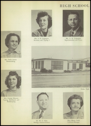 Page 12, 1950 Edition, Hooks High School - Hornets Nest Yearbook (Hooks, TX) online yearbook collection