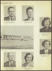 Page 13, 1950 Edition, Hooks High School - Hornets Nest Yearbook (Hooks, TX) online yearbook collection