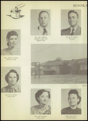 Page 14, 1950 Edition, Hooks High School - Hornets Nest Yearbook (Hooks, TX) online yearbook collection
