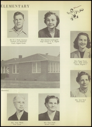 Page 15, 1950 Edition, Hooks High School - Hornets Nest Yearbook (Hooks, TX) online yearbook collection