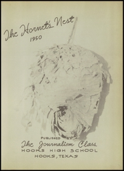 Page 7, 1950 Edition, Hooks High School - Hornets Nest Yearbook (Hooks, TX) online yearbook collection