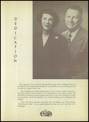 Page 9, 1950 Edition, Hooks High School - Hornets Nest Yearbook (Hooks, TX) online yearbook collection