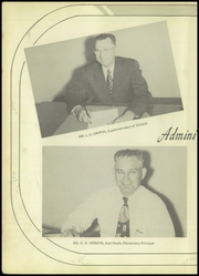 Page 10, 1952 Edition, Hooks High School - Hornets Nest Yearbook (Hooks, TX) online yearbook collection