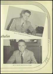 Page 11, 1952 Edition, Hooks High School - Hornets Nest Yearbook (Hooks, TX) online yearbook collection