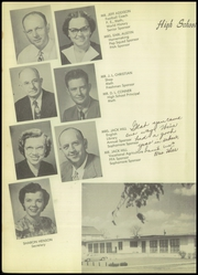 Page 12, 1952 Edition, Hooks High School - Hornets Nest Yearbook (Hooks, TX) online yearbook collection