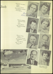 Page 13, 1952 Edition, Hooks High School - Hornets Nest Yearbook (Hooks, TX) online yearbook collection