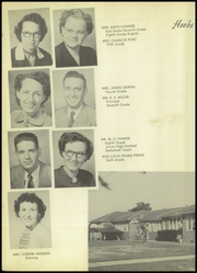 Page 16, 1952 Edition, Hooks High School - Hornets Nest Yearbook (Hooks, TX) online yearbook collection