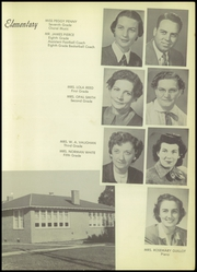Page 17, 1952 Edition, Hooks High School - Hornets Nest Yearbook (Hooks, TX) online yearbook collection