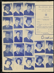 Page 2, 1952 Edition, Hooks High School - Hornets Nest Yearbook (Hooks, TX) online yearbook collection