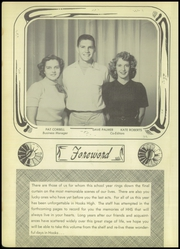 Page 8, 1952 Edition, Hooks High School - Hornets Nest Yearbook (Hooks, TX) online yearbook collection