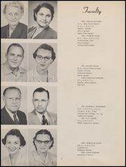 Page 12, 1954 Edition, Fairfield High School - Eagle Eye Yearbook (Fairfield, TX) online yearbook collection