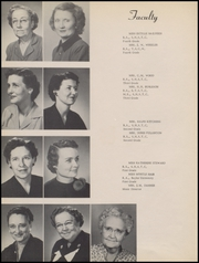 Page 14, 1954 Edition, Fairfield High School - Eagle Eye Yearbook (Fairfield, TX) online yearbook collection