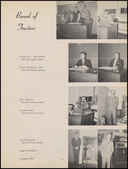 Page 15, 1954 Edition, Fairfield High School - Eagle Eye Yearbook (Fairfield, TX) online yearbook collection