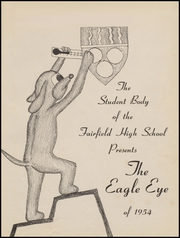 Page 5, 1954 Edition, Fairfield High School - Eagle Eye Yearbook (Fairfield, TX) online yearbook collection