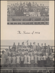 Page 7, 1954 Edition, Fairfield High School - Eagle Eye Yearbook (Fairfield, TX) online yearbook collection