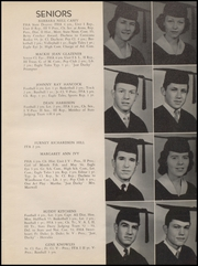 Page 11, 1956 Edition, Fairfield High School - Eagle Eye Yearbook (Fairfield, TX) online yearbook collection