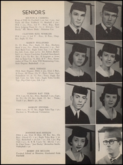 Page 13, 1956 Edition, Fairfield High School - Eagle Eye Yearbook (Fairfield, TX) online yearbook collection