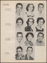 Page 15, 1956 Edition, Fairfield High School - Eagle Eye Yearbook (Fairfield, TX) online yearbook collection