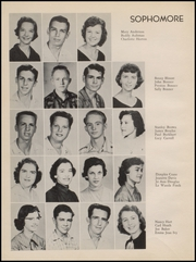 Page 16, 1956 Edition, Fairfield High School - Eagle Eye Yearbook (Fairfield, TX) online yearbook collection