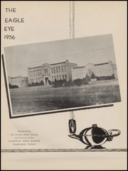 Page 5, 1956 Edition, Fairfield High School - Eagle Eye Yearbook (Fairfield, TX) online yearbook collection