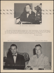 Page 7, 1956 Edition, Fairfield High School - Eagle Eye Yearbook (Fairfield, TX) online yearbook collection