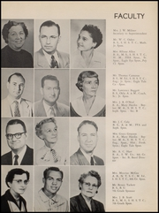Page 8, 1956 Edition, Fairfield High School - Eagle Eye Yearbook (Fairfield, TX) online yearbook collection